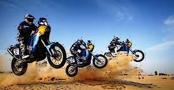 Rallye-Motos